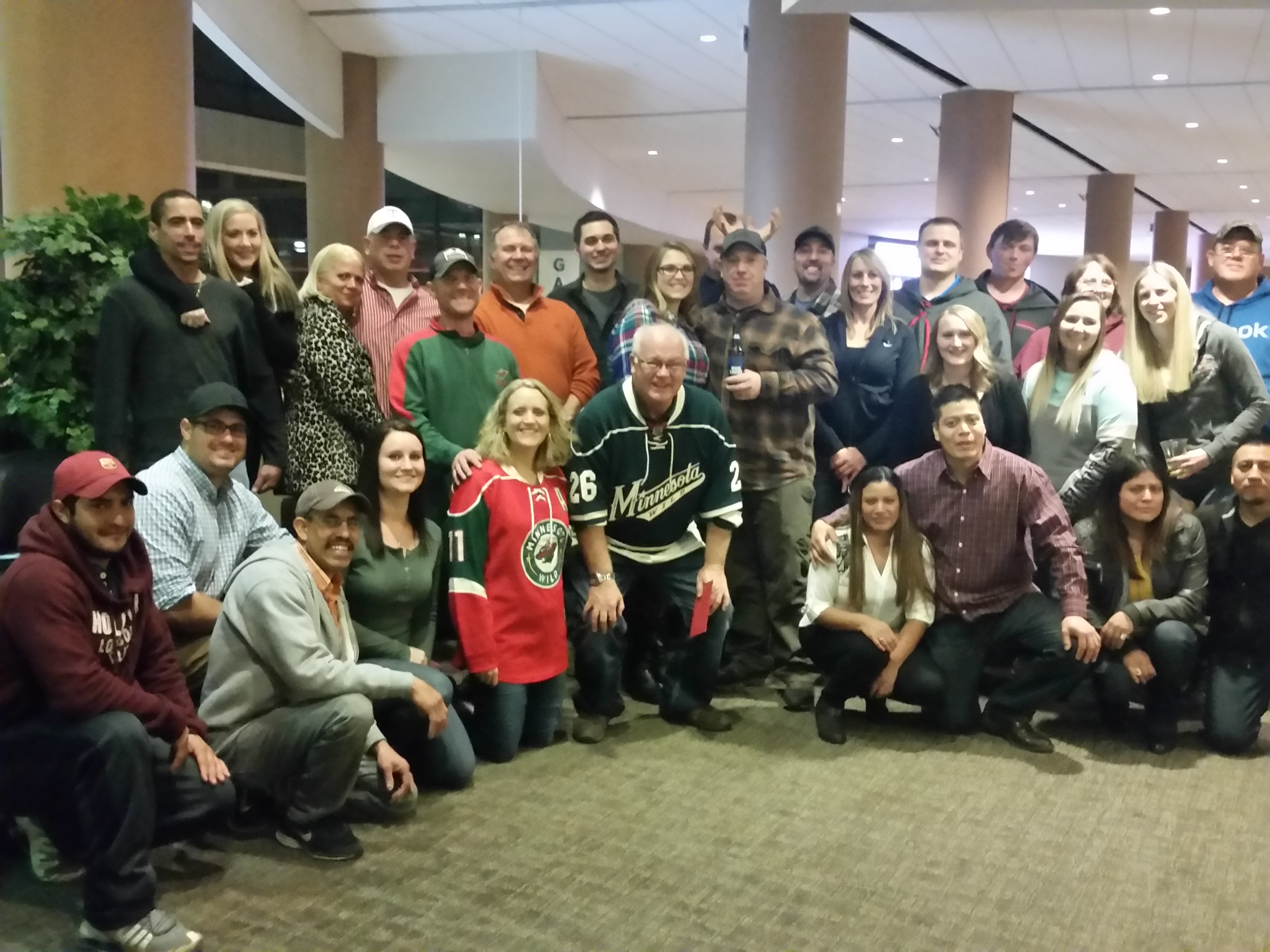 2016 Company Christmas Party